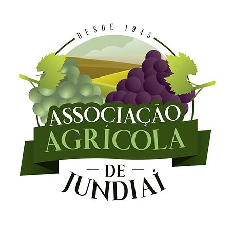 Logo associação agrícola de Jundiaí